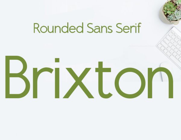 Brixton字体TTF