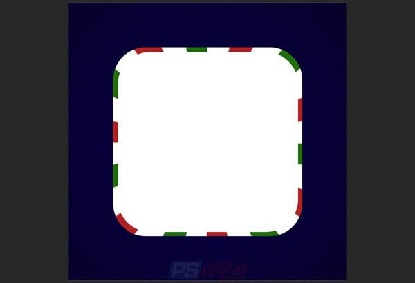 PS制作扁平化邮件图标的案例教程