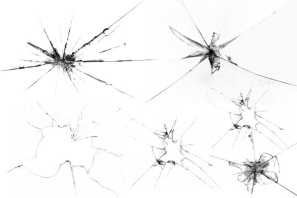 PS笔刷下载  玻璃被打破的效果笔刷