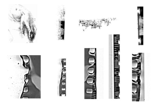 PS笔刷下载  陈旧的纹理与胶片效果笔刷