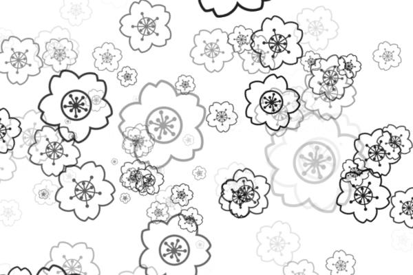 PS笔刷下载  好看又实用的花朵笔刷
