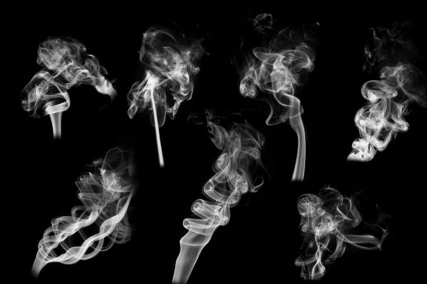 PS笔刷下载  烟雾效果烟雾笔刷