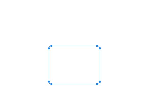 PS圆角矩形工具使用教程