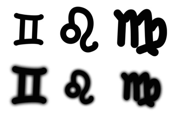 神秘图案符号PS笔刷