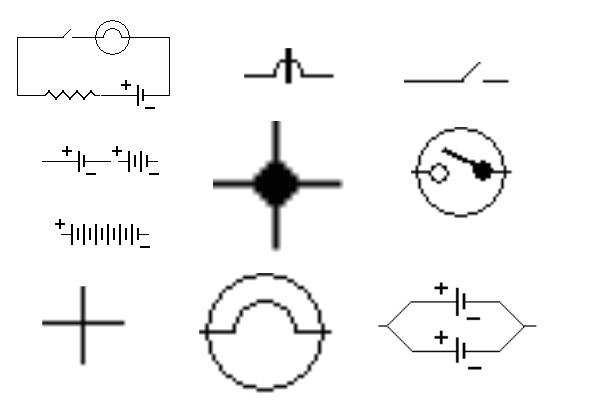 神秘符号图文PS笔刷