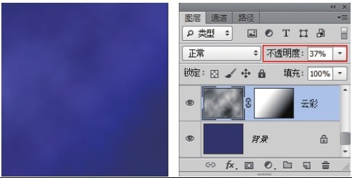 PS设置前景色与应用填充命令案例教程